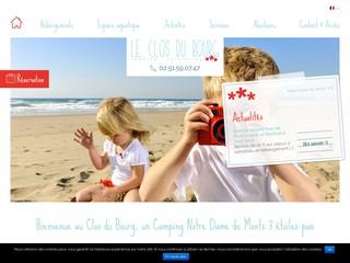 Camping 3 étoiles en Vendée