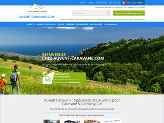 Auvent Caravane & Camping-Car