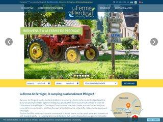 Du camping à Bergerac pour vos vacances