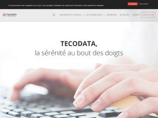 Entreprise de Services du Numérique Tecodata grand ouestTecodata société d'infogérance  Deux sèvres