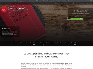 Avocat droit pénal Paris 10