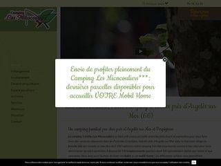 Les Micocouliers : votre camping 3 étoiles à Sorède