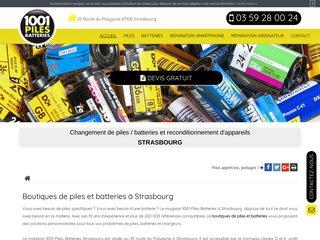 Votre magasin de piles à Strasbourg