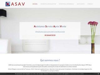 Climatisation Toulouse - Blagnac - ASAV