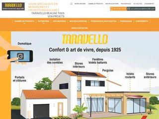 Fermetures pour l'habitat et protections solaires en Drôme-Ardèche