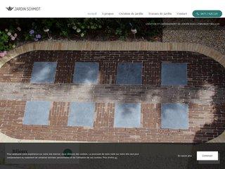 Jardin Schmidt : création et aménagement de jardins