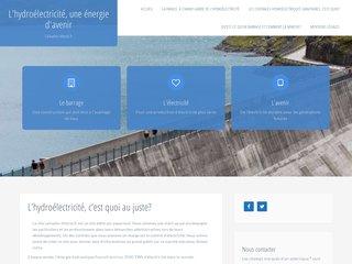 L'hydroélectricité, une énergie d'avenir