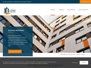 Facility management à Bruxelles