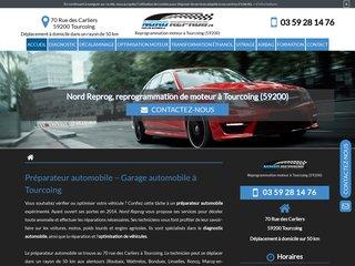 Entreprise d'optimisation de moteur à Mazingarbe