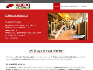Magasin de matériaux Oloron-Sainte-Marie près de St-Jean-Pied-de-Port - Xibéro Matériaux