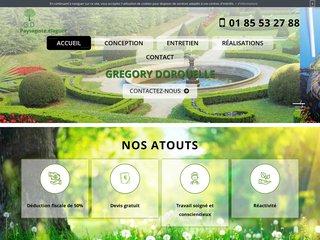 Paysagiste en Seine-Saint-Denis : Grégory Dorquelle