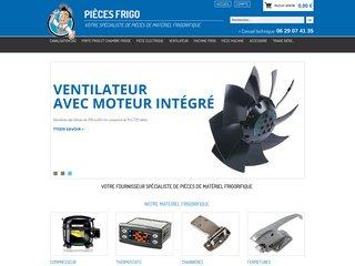 La boutique spécialisée en matériel frigorifique et de tirage