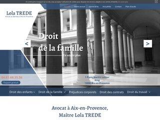 Avocat en droit de la famille à Aix-en-Provence