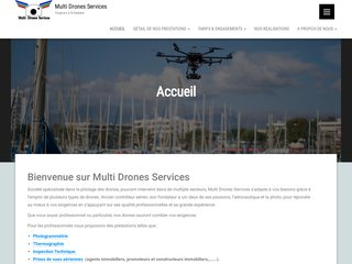 pilote drone tours