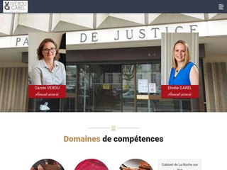 Cabinet d'avocats Verdu Garel en Vendée