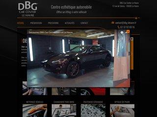 DBG Car Center - nettoyage et réparation esthétique de véhicules - Le Havre