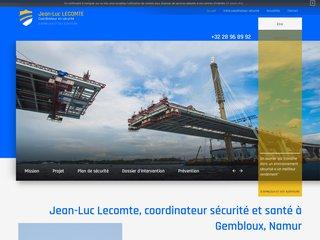 Les projets de coordinateur sécurité et santé à Namur, Bruxelles