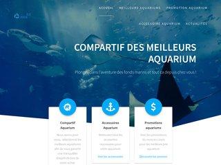 O2mer : des aquariums de qualité
