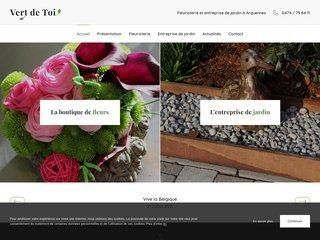 Votre entreprise de jardin dans le Hainaut
