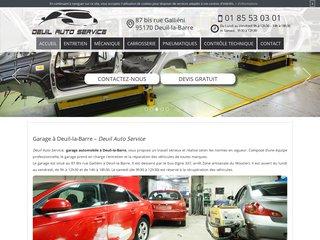 Garage Deuil Auto Service - Deuil La Barre (95170)