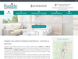 Votre location de matériel médical à Montelimar