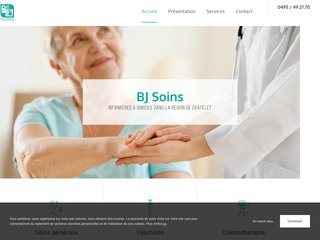 soins palliatifs à Charleroi