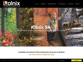 Châssis en pvc à Liège: Olnix