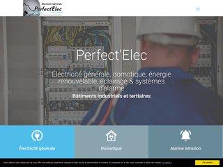 Électricien à Verviers, Spa et Soumagne: PerfectElec