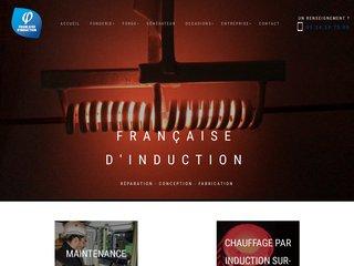 Française d'Induction : generateur de frequence