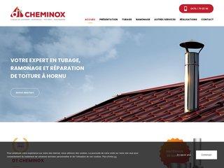 Tubage de cheminée Hainaut
