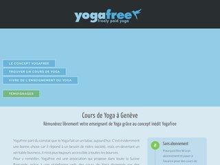 Classes de Yoga à Genève