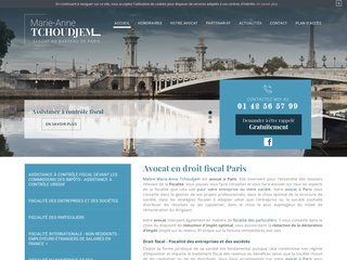 Avocat fiscaliste Paris