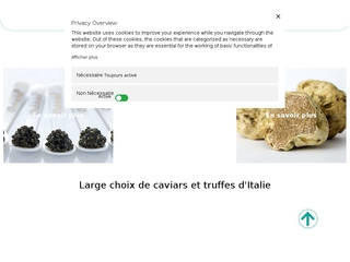 Découverte du Caviar à Lyon