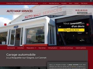 Carrossier automobile à La Roquette-sur-Siagne, Mouans-Sartoux
