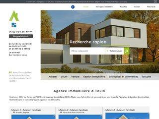 Appartement à vendre à Thuin, Binche, Ham-sur-Heure-Nalinnes…