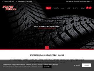 Le plus prestigieux centre de montage de pneus de Frameries