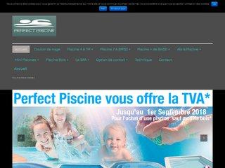 Réalisation de piscine Locminé en Bretagne