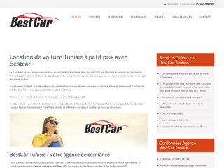 Agence BestCar - Location de voiture Tunisie