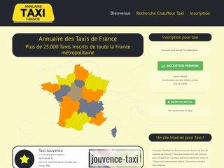 Annuaire des Taxis en France