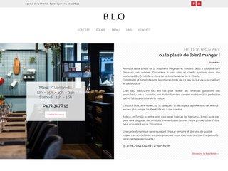 B.L.O Restaurant Lyon