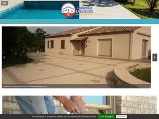Delbreil Ludovic - Maçonnerie Villeneuve-sur-Lot, Saint Vite, Montayral - Rénovation, neuf, piscine, terrassement