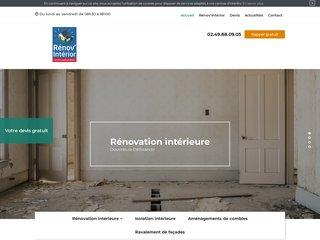 Rénovation d'appartement près de Caen
