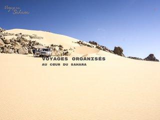Voyage au Sahara