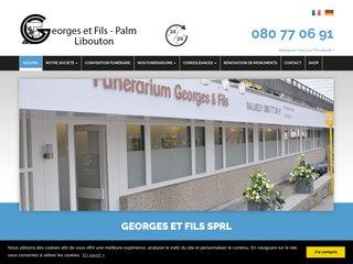 Un décès à Stavelot: pompes funèbres Georges & Fils