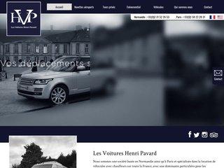 VHP - transport en voitures de luxe, transport classique et excursions en Normandie