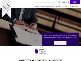 Cabinet d'avocat Neuilly-sur-Seine