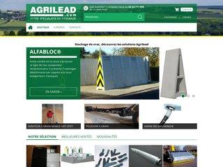 Agrilead, des solutions éprouvées pour le stockage de vrac