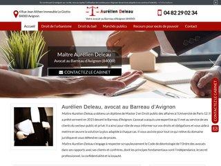 Votre avocat au barreau d'Avignon