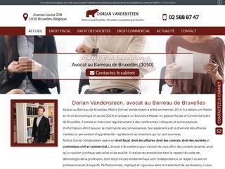 Avocat en droit des sociétés à Bruxelles