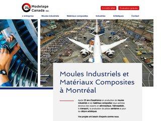 Modelage Canada fabrication moule industriel à Montréal & fabrication matériaux composites à Montréal